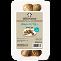 Wildsterne Kauknochen - Hirsch pur