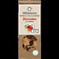 Wildsterne Sternchen Hundekekse - mit Apfelmus - 100 g (LK010)