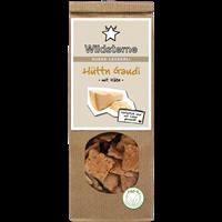 Wildsterne Hüttn Gaudi Hundekekse - mit Käse - 100 g (LK030)