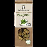 Wildsterne Power Kissen Hundekekse - mit Spinat - 100 g (LK040)