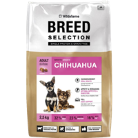 Wildsterne Breed Selection - Chihuahua - 2,5 kg (WSB-C-2)