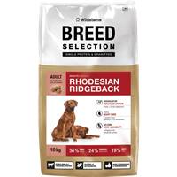 Wildsterne Breed Selection - Rhodesian Ridgeback - 10 kg (WSB-RR-10)
