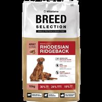 Wildsterne Breed Selection - Rhodesian Ridgeback