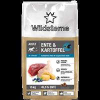 Wildsterne Ente & Kartoffel Adult - 15 kg (WSF-EKA-15)