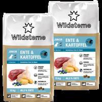 Wildsterne Ente & Kartoffel Junior