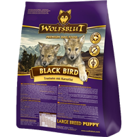Wolfsblut Large Breed Puppy - Black Bird