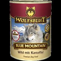 Wolfsblut Nassfutter - 395 g - Blue Mountain (WBDOBM395)