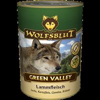 Wolfsblut Nassfutter - 395 g - Green Valley (WBDOGV395)