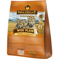 Wolfsblut Puppy - Wide Plain - 500 g (WBPP500)