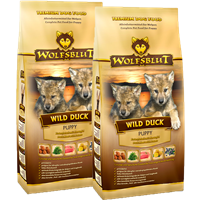 Wolfsblut Puppy - Wild Duck