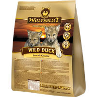 Wolfsblut Large Breed Puppy - Wild Duck