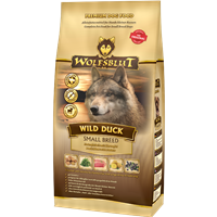 Wolfsblut Small Breed - Wild Duck