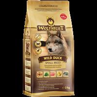 Wolfsblut Small Breed - Wild Duck - 2 kg (WBWDSB2)