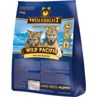 Wolfsblut Large Breed Puppy - Wild Pacific