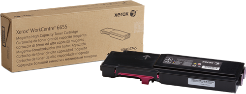 Xerox WorkCentre 6655 106R02745