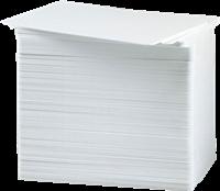 Zebra Tarjeta plástico Premier PVC