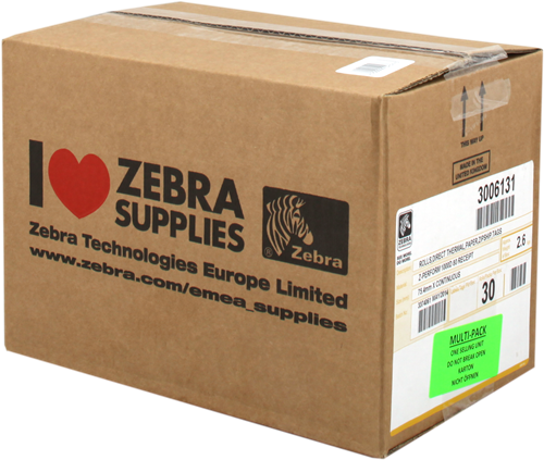 Zebra 3006131 30PCK
