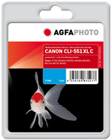 ink cartridge Agfa Photo APCCLI551XLC