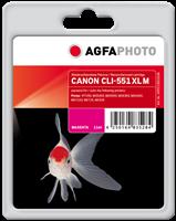 ink cartridge Agfa Photo APCCLI551XLM
