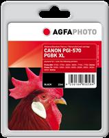 Cartuccia d'inchiostro Agfa Photo APCPGI570XLB