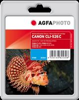 Cartouche d'encre Agfa Photo APCCLI526CD