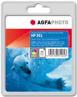 Cartuccia d'inchiostro Agfa Photo APHP351C