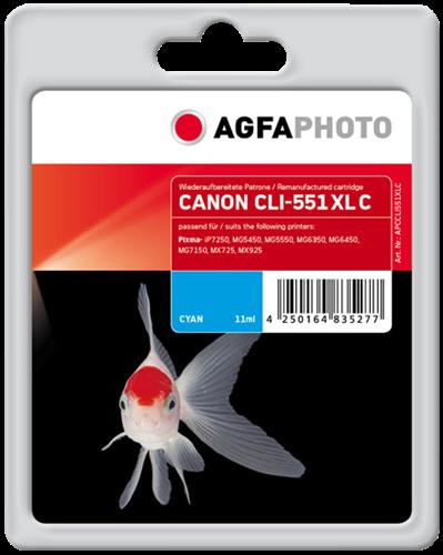 Agfa Photo APCCLI551XLC