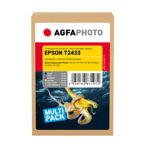 Agfa Photo APET243SETD
