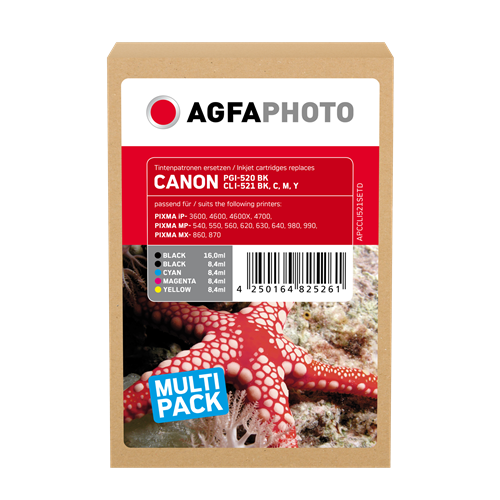 Agfa Photo APCCLI521SETD