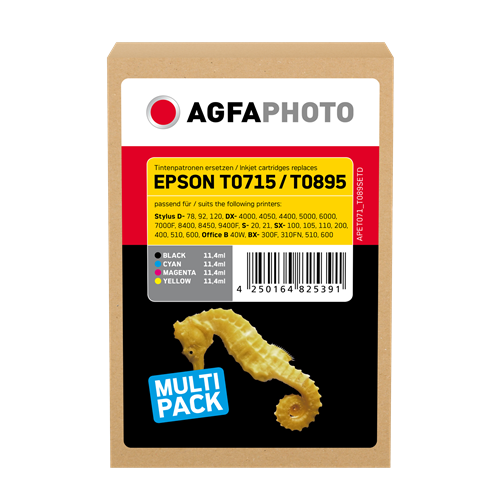 Agfa Photo APET071 T089SETD