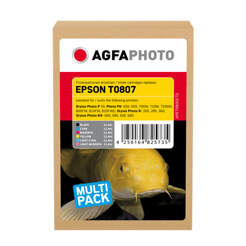 Agfa Photo APET080SETD
