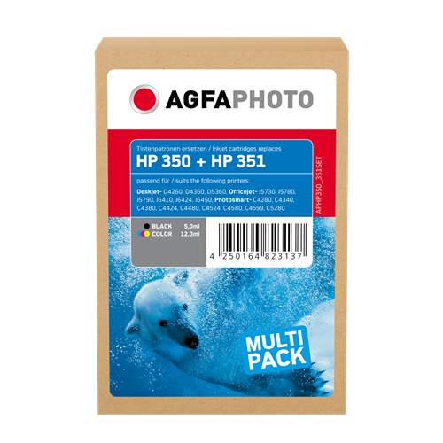 Agfa Photo APHP350_351SET