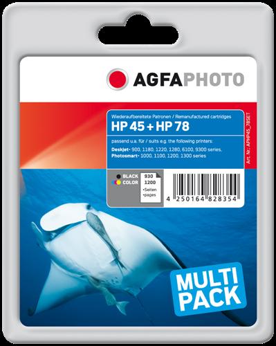 Agfa Photo APHP45_78SET