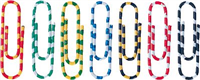 Briefklammern ZEBRA ALCO 2256-26