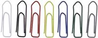 Briefklammern farbig lackiert ALCO 458-26