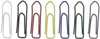 Briefklammern farbig lackiert ALCO 459-26