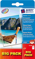 Fotopapier AVERY Zweckform c2549-100