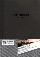 Fahrtenbuch Design AVERY Zweckform 223D