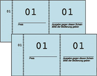 Nummernblöcke AVERY Zweckform 869