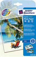 Fotopapier AVERY Zweckform C2495-45R