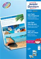 AVERY Zweckform Foto-Papiere Laser