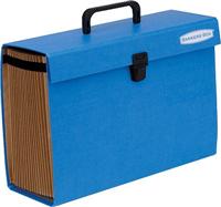 Handifile Dokumentenmappe - Blau Bankers Box 9352201