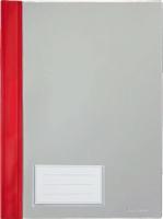 Kunststoffschnellhefter A4 bene 281100 rot