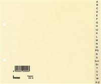 Ordnerregister A4 A-Z bene 93418