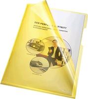 Klarsichthüllen A4 bene 205000 gelb