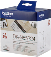 Rollo etiquetas Brother DK-N55224