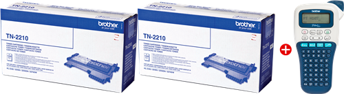 Brother TN-2210 MCVP