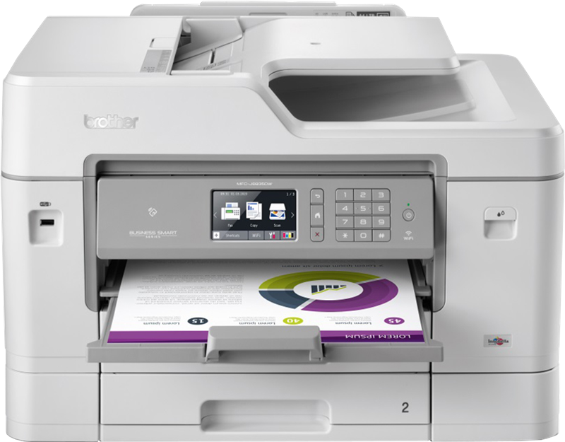 Multifunktionsdrucker Brother MFC-J6935DW