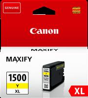 Druckerpatrone Canon PGI-1500y XL