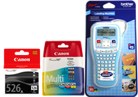 Value Pack Canon CLI-526 MCVP 02
